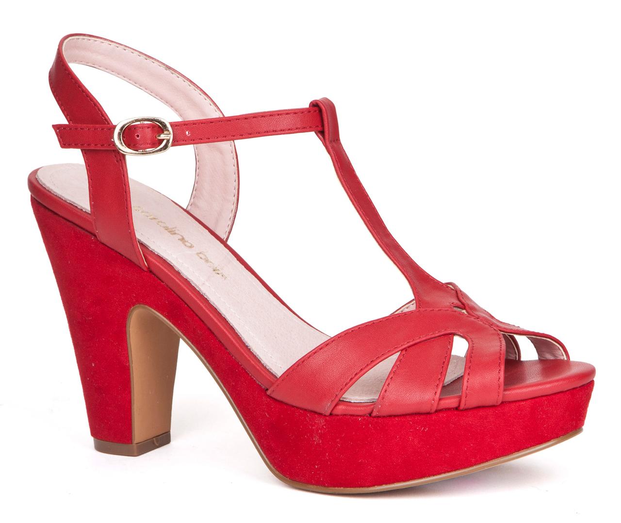 Zapatos de fiesta de Carolina Boix.