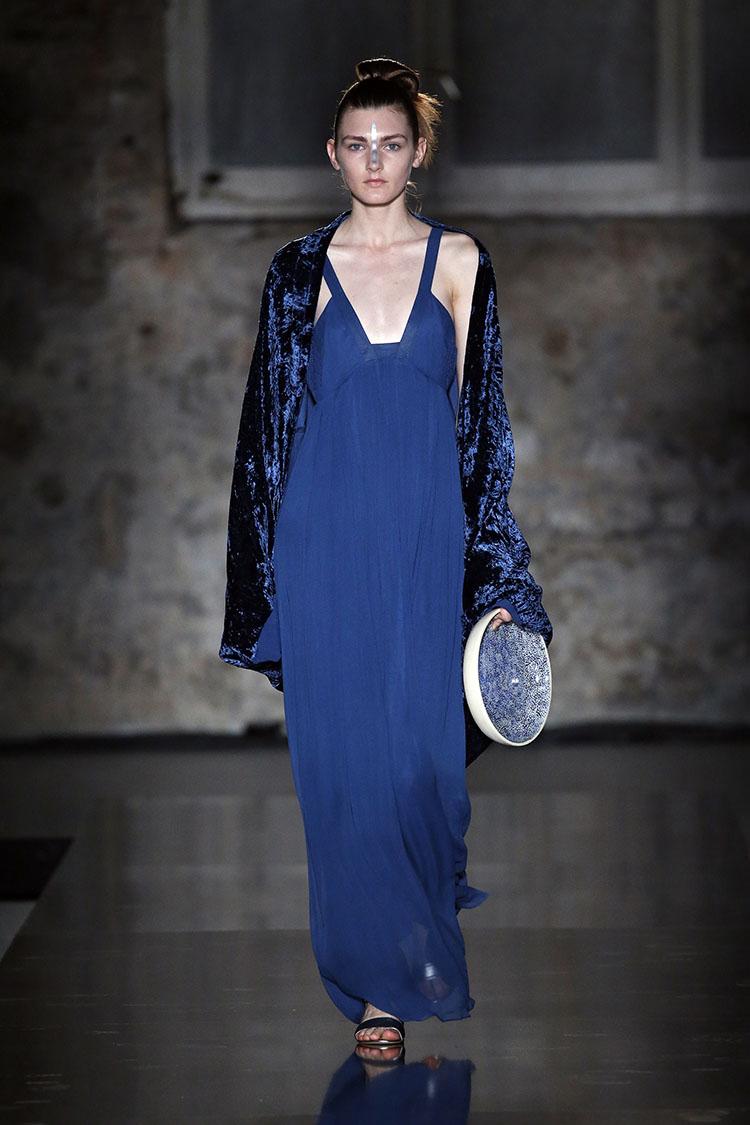 Diseño de Maria Roch en 080 Barcelona Fashion.