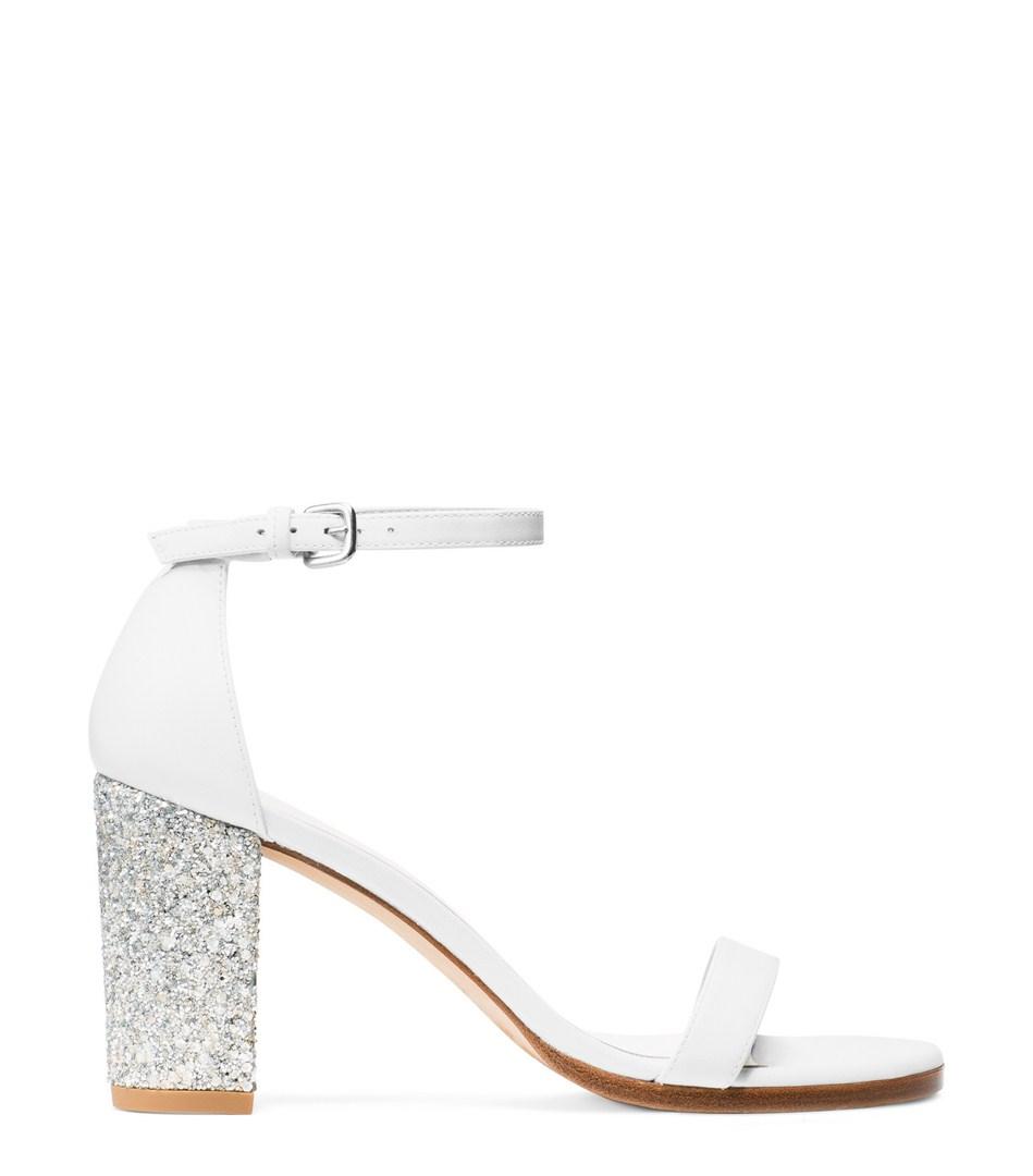Imágenes de la nueva colección de zapatos bridal de Stuart Weitzman.
