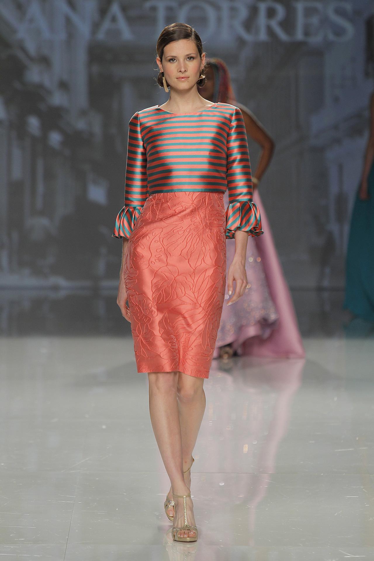 Diseño Ana Torres en Barcelona Bridal Fashion Week