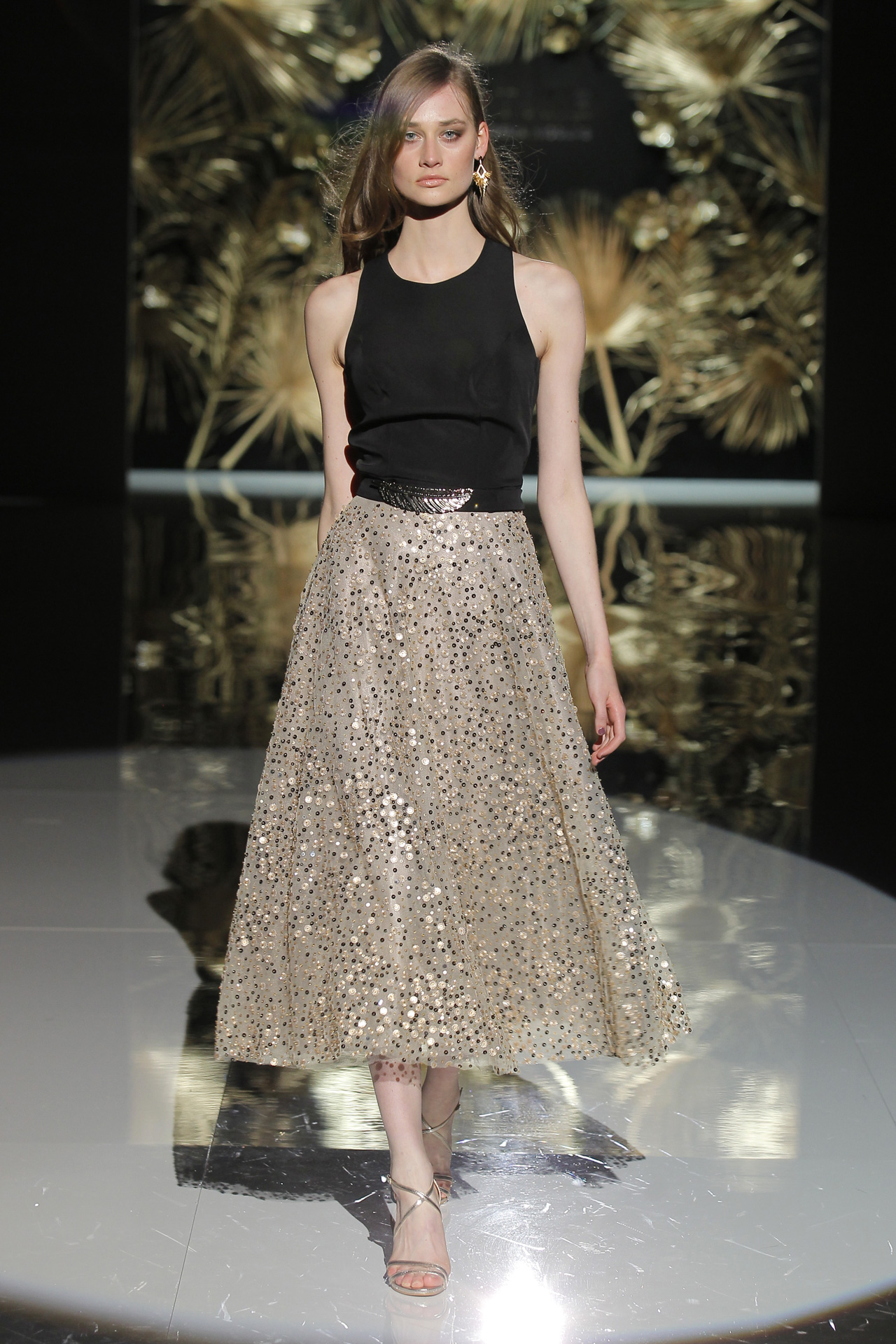 Diseño de Cabotine en Barcelona Bridal Fashion Week