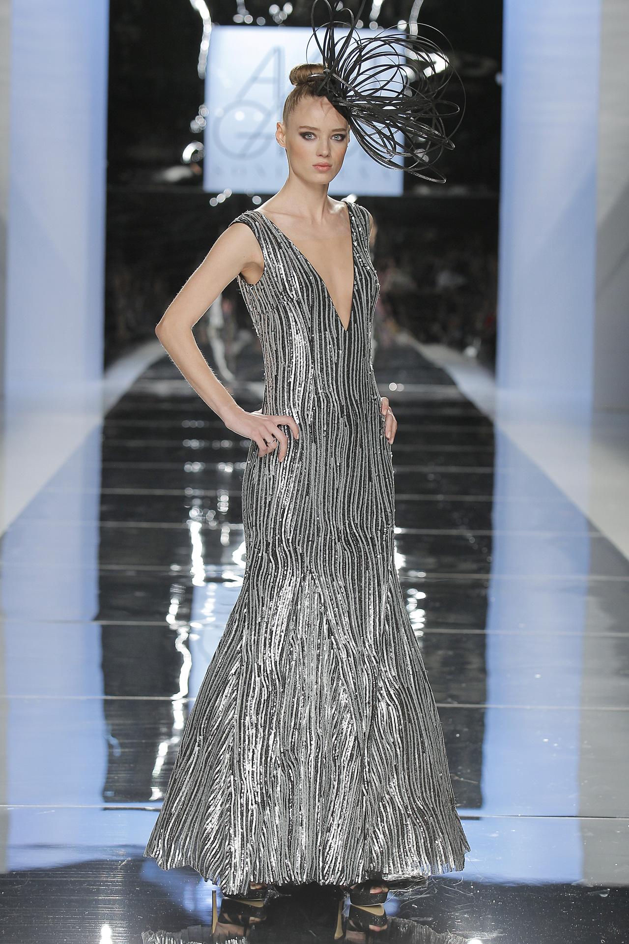 Diseño de Sonia Peña en Barcelona Bridal Fashion Week