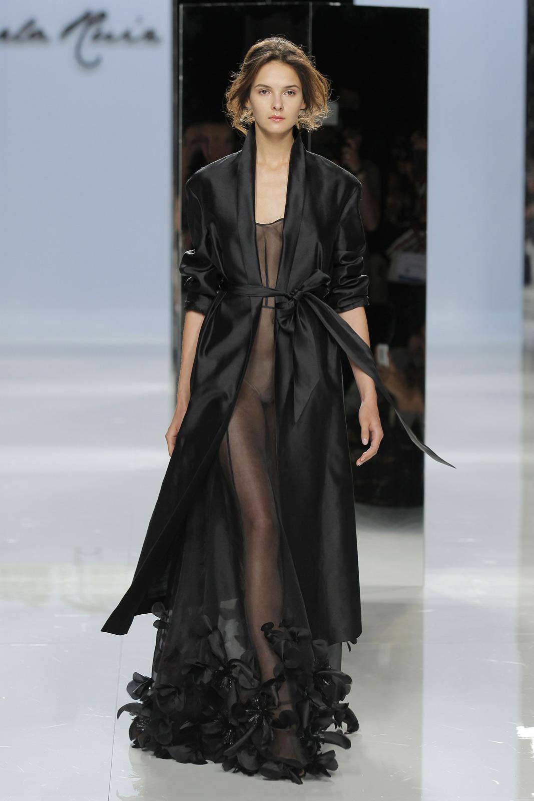 Diseño de Carla Ruiz en Barcelona Bridal Fashion Week