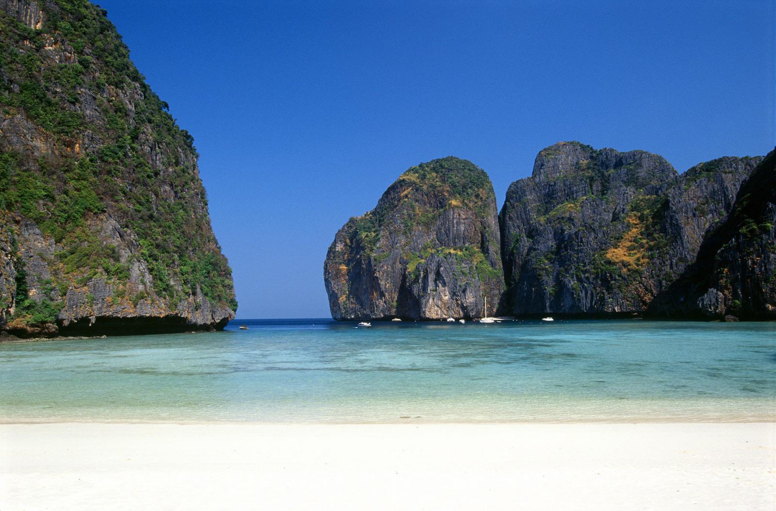 Islas Phi Phi. Imagen de Turismo de Tailandia