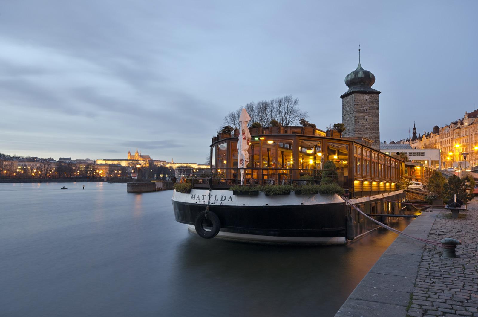 Imagen del río Moldava en Praga. ©Prague City Tourism