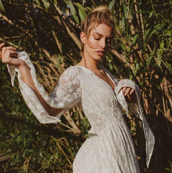 Vestidos de novia de Immaclé. Vía Instagram @Immaclenovias.