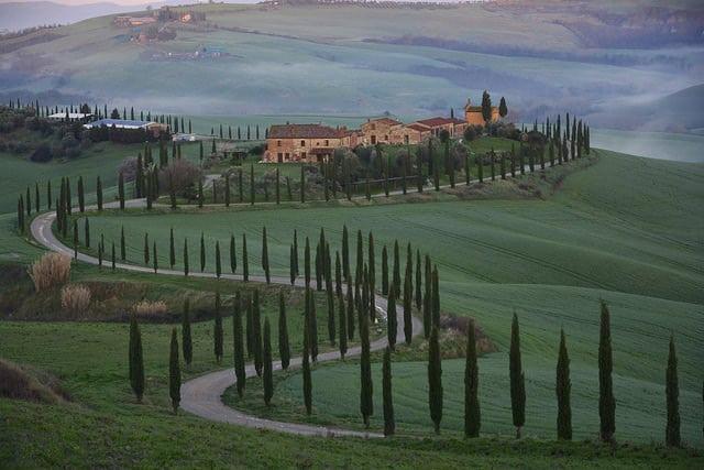 Imagen de Baccoleno en la Toscana. Imagen: Antonio Cinotti via Flickr