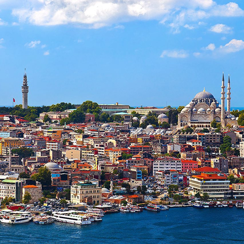 Instagram Discover Istanbul