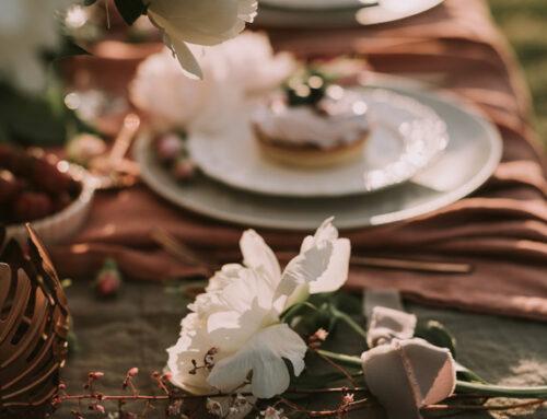 Viste de otoño tu banquete nupcial
