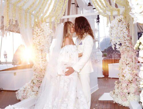 La boda de Heidi Klum y Tom Kaulitz: Amor en alta mar