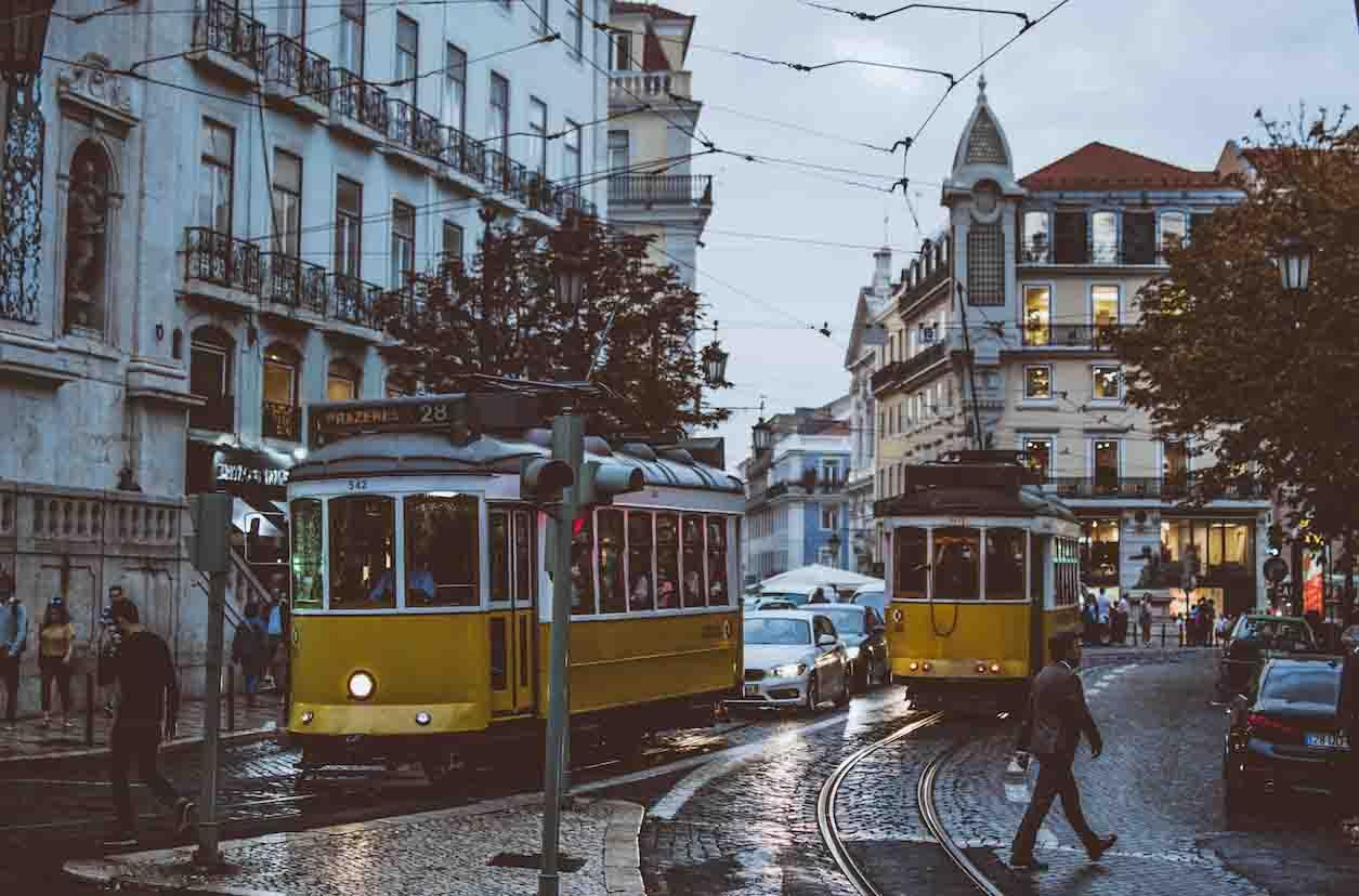 Descubre el encanto de Lisboa en tu luna de miel