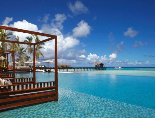 Vive la aventura de casarte en las Maldivas