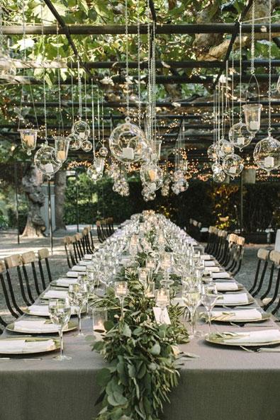 Las velas para boda, el elemento de decoración que no pasa de moda.