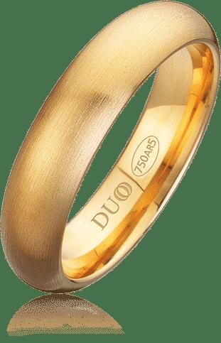 pureza de los anillos de oro