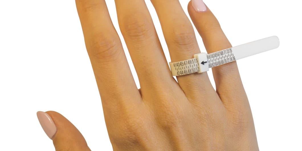 como saber la talla de mi anillo