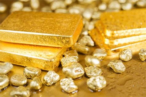 pureza del oro