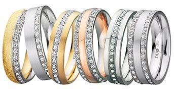 anillos de matrimonio DUOO